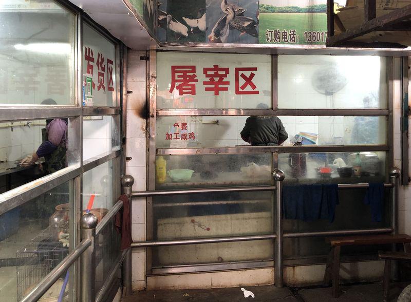 Bloomberg: Các khu chợ truyền thống - mắc xích quan trọng trong sự bùng phát virus viêm phổi corona - Ảnh 3.