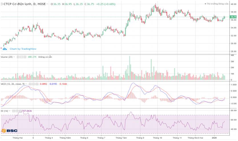 Cổ phiếu tâm điểm ngày 21/1: VCB, HPG, VJC, REE