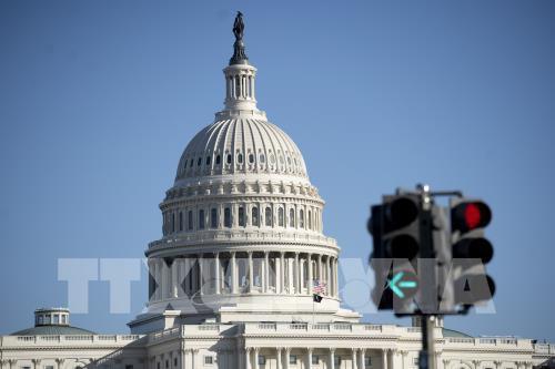 Thượng viện Mỹ bác tài liệu của Bộ Ngoại giao trong phiên tòa luận tội tổng thống - Ảnh 1.