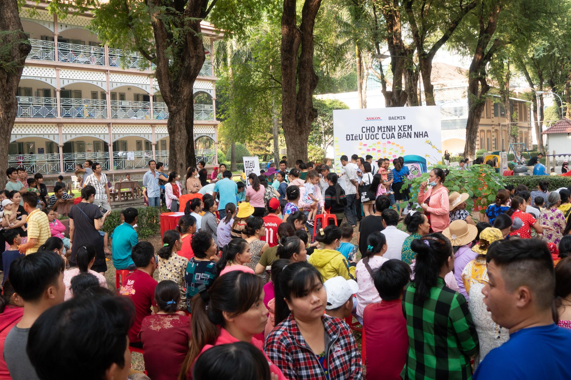 'Ấm bụng đầu năm, Ấm lòng ngày Tết' cùng BAEMIN Việt Nam - Ảnh 1.