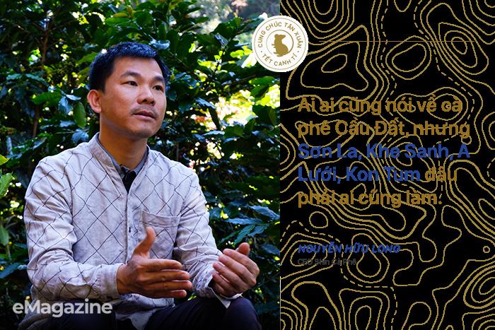[Emagazine] Nguyễn Hữu Long, người đi khai phá những giống cà phê đặc biệt - Ảnh 3.