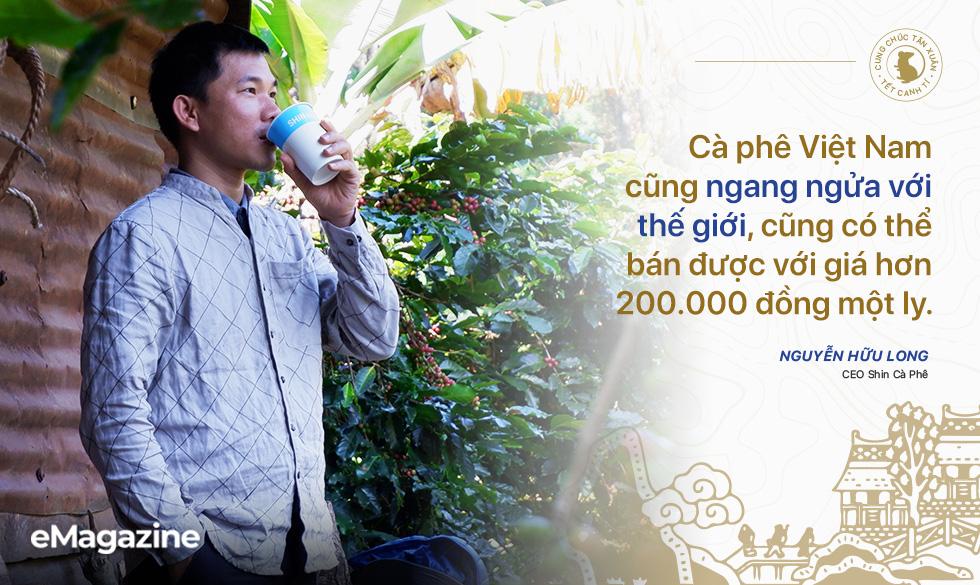 [Emagazine] Nguyễn Hữu Long, người đi khai phá những giống cà phê đặc biệt - Ảnh 19.