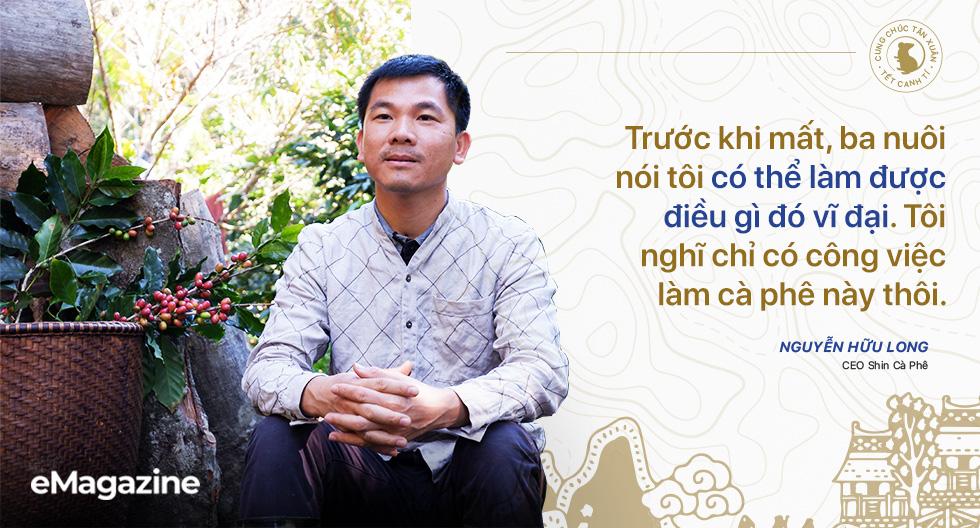 [Emagazine] Nguyễn Hữu Long, người đi khai phá những giống cà phê đặc biệt - Ảnh 21.