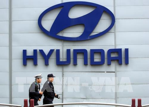 Hãng ô tô Huyndai Hàn Quốc vượt mốc doanh thu 100.000 tỉ won - Ảnh 1.