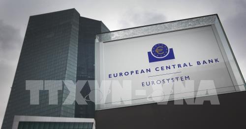 ECB giữ nguyên lãi suất ở mức thấp kỉ lục - Ảnh 1.
