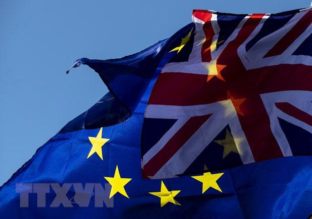 Vấn đề Brexit: Lãnh đạo Liên minh châu Âu ký thỏa thuận Brexit - Ảnh 1.