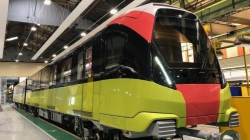 Thử nghiệm đoàn tàu dự án đường sắt Nhổn - ga Hà Nội từ tháng 9/2020 - Ảnh 1.