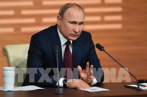 Tổng thống Nga bổ nhiệm một loạt nhân sự mới - Ảnh 1.