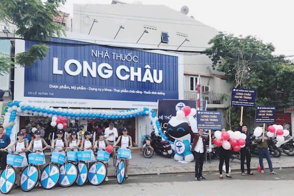 FPT Retail sắp rót thêm 180 tỉ đồng vào nhà thuốc Long Châu - Ảnh 1.