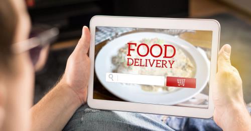 Thị trường giao đồ ăn trực tuyến phát triển sôi động - Ảnh 2.