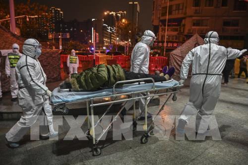 Trung Quốc: Số người tử vong do virus corona tăng lên 80 người - Ảnh 1.