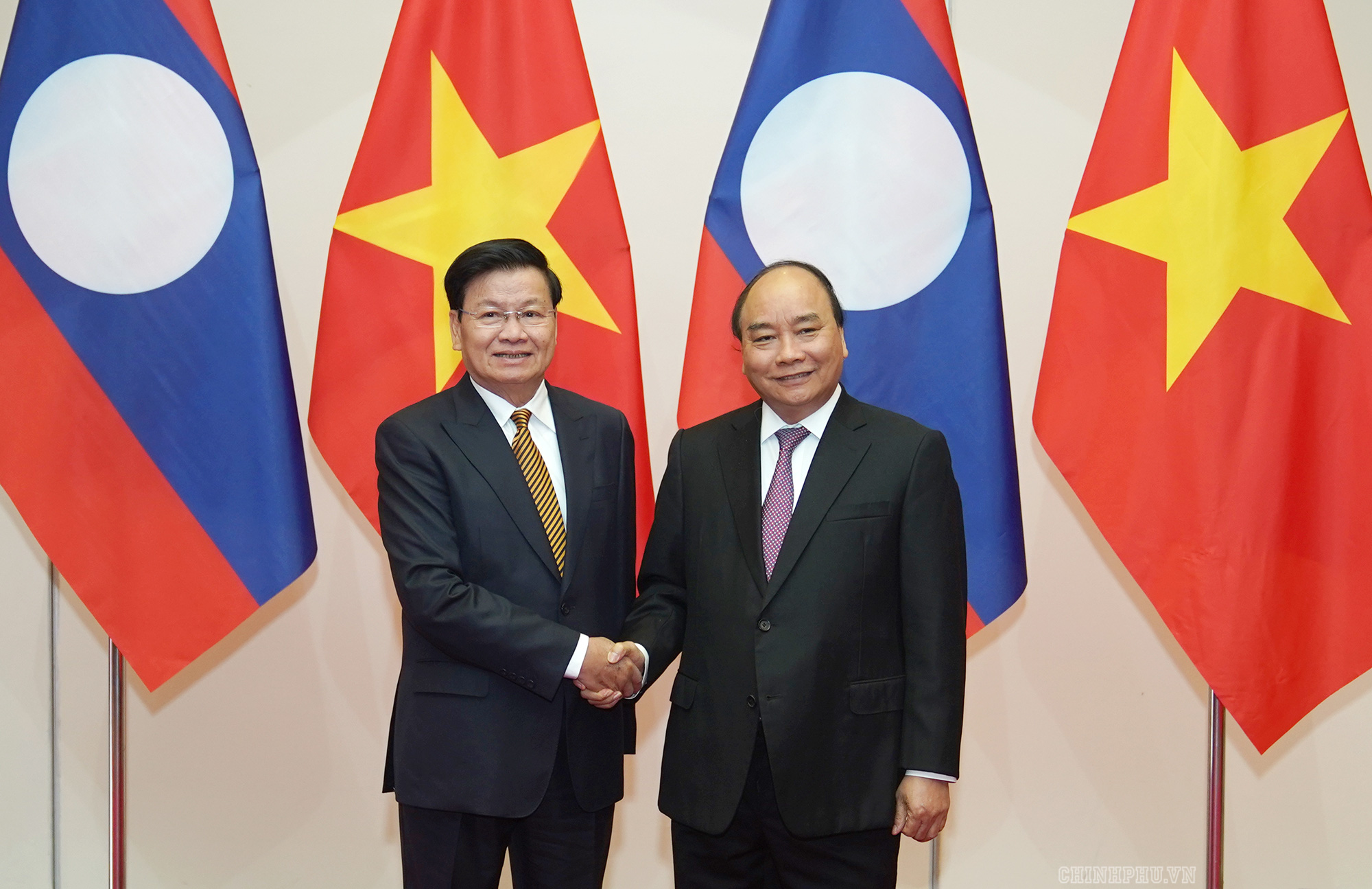 Hiệp định Thương mại giữa Việt Nam và Lào - Ảnh 1.
