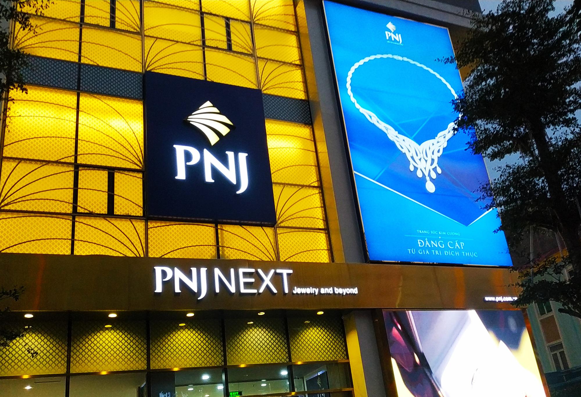 PNJ đặt mục tiêu doanh thu vượt 19.000 tỉ đồng, lợi nhuận tăng trưởng 13% - Ảnh 1.