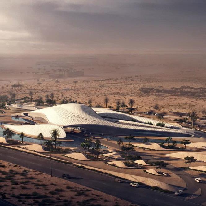 Top 10 công trình kiến trúc hoành tráng nhất thế giới mong chờ 2020 - Ảnh 2.