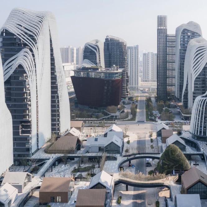 Top 10 công trình kiến trúc hoành tráng nhất thế giới mong chờ 2020 - Ảnh 5.