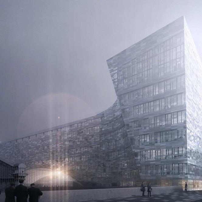 Top 10 công trình kiến trúc hoành tráng nhất thế giới mong chờ 2020 - Ảnh 8.