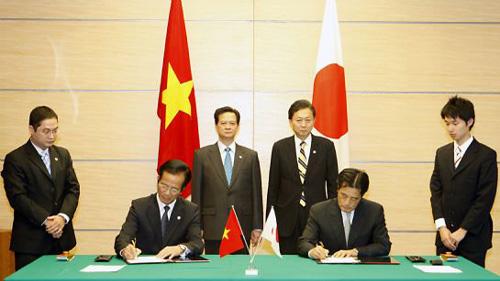 Hiệp định giữa Việt Nam và Nhật Bản về Tự Do, Xúc tiến và Bảo hộ Đầu tư - Ảnh 1.