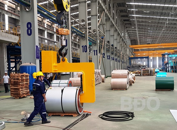 Khu kinh tế Nhơn Hội - Bình Định cấp mới 10 dự án với tổng vốn đầu tư hơn 30.000 tỉ đồng - Ảnh 1.