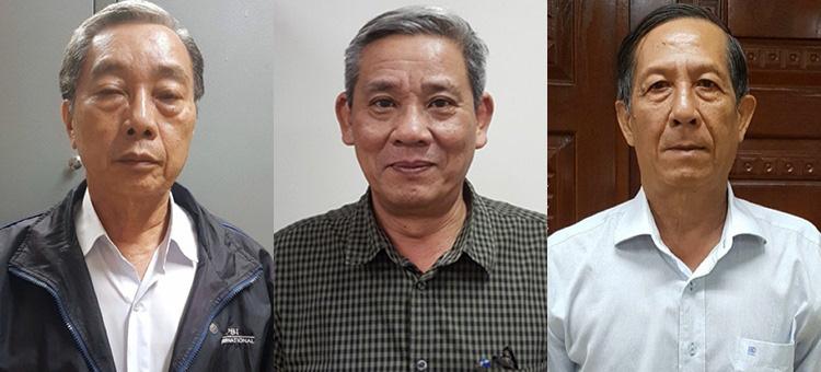 Nguyên Phó chánh Văn phòng UBND TP HCM bị bắt - Ảnh 1.