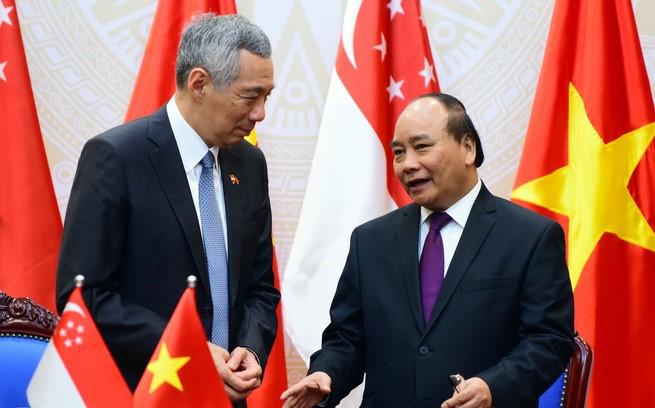 Hiệp định Thương mại giữa Việt Nam và Singapore - Ảnh 1.