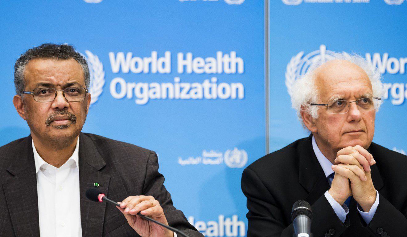 Dịch virus corona: WHO tuyên bố tình trạng y tế khẩn cấp toàn cầu - Ảnh 2.