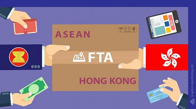 Hiệp định Thương mại tự do ASEAN - Hong Kong - Ảnh 1.
