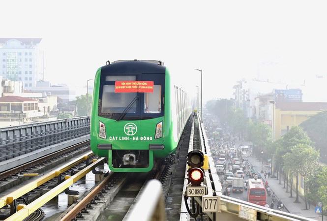 Đường sắt Cát Linh - Hà Đông lại lỡ hẹn: 13 đoàn tàu chưa được kiểm định an toàn - Ảnh 2.