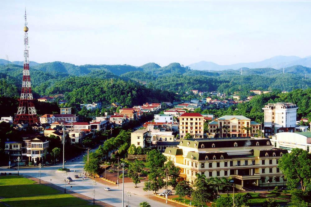 Sau khi trúng sơ tuyển loạt dự án tỉnh lẻ, Bất động sản HANO – VID vừa được chỉ định làm NĐT khu dân cư 4,3 ha ở TP Yên Bái - Ảnh 1.