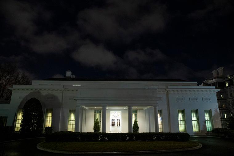 Iran đe dọa tấn công thẳng vào đất Mỹ, an ninh quanh Nhà Trắng được thắt chặt - Ảnh 1.