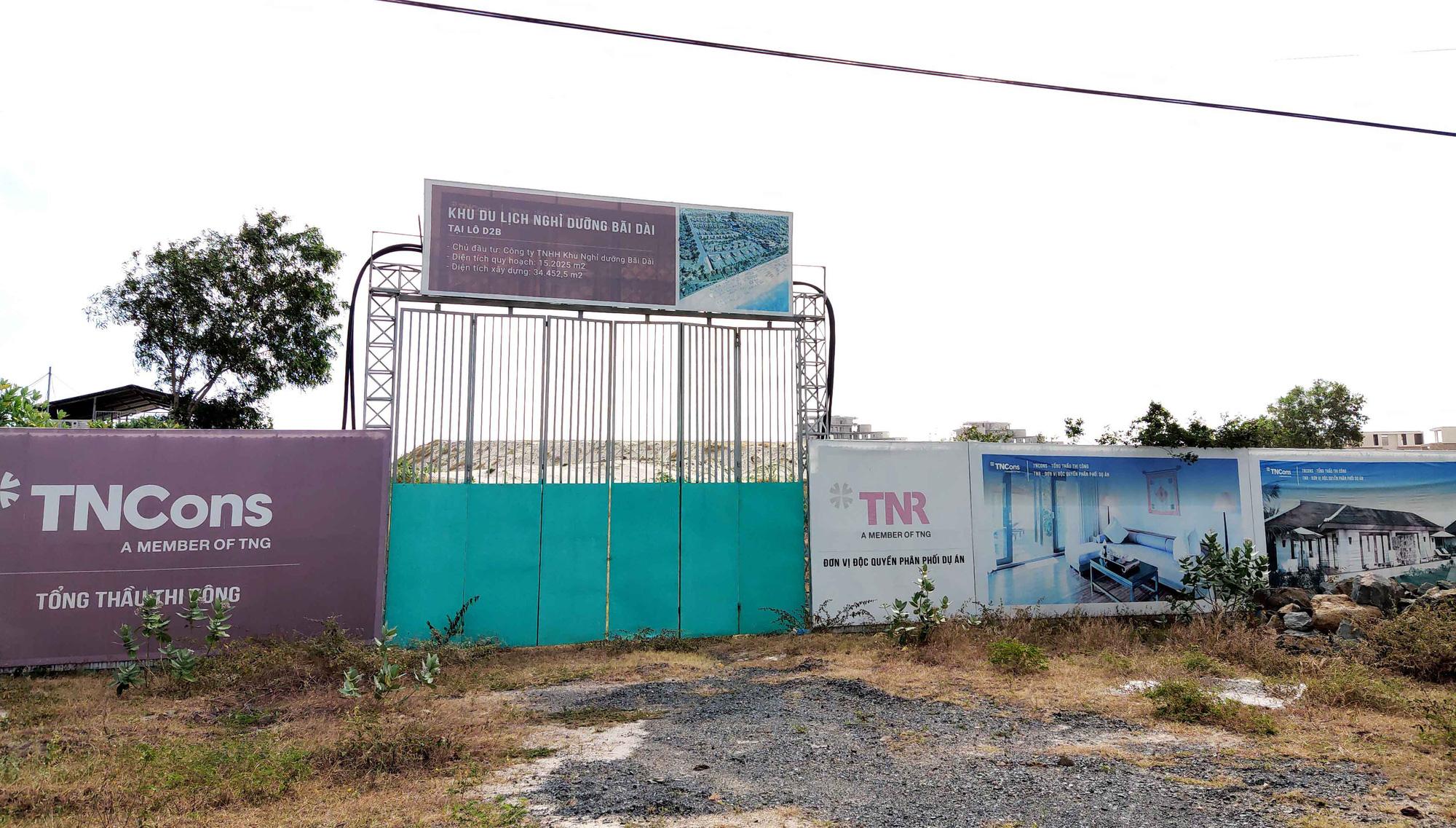 KDL Bắc bán đảo Cam Ranh: Hàng loạt dự án chuyển đổi đất thương mại dịch vụ sang đất ở không hình thành đơn vị ở - Ảnh 3.