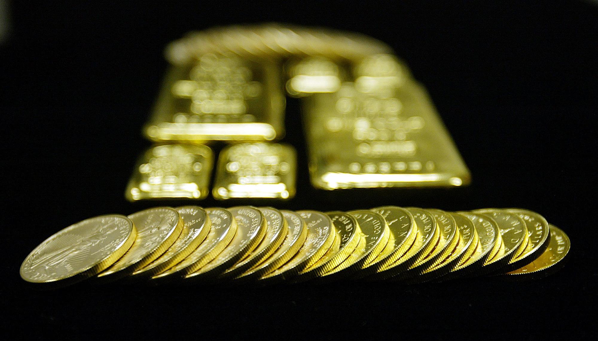 Giá vàng hôm nay 4/3: Tăng nhờ quyết định hạ lãi suất của Fed - Ảnh 1.