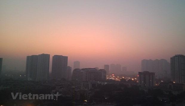 Ô nhiễm không khí lọt vào 10 sự kiện tài nguyên môi trường năm 2019 - Ảnh 1.