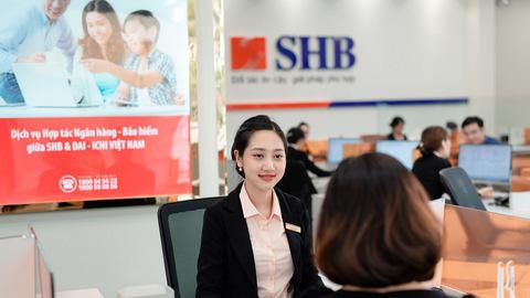 Bội thu từ hoạt động cho vay, lợi nhuận trước SHB tăng gần 47% - Ảnh 1.