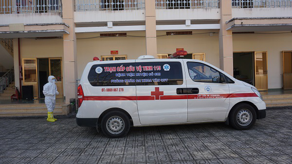 Phòng chống dịch bệnh do virus Corona: Bệnh viện dã chiến qui mô 300 giường chính thức nhập cuộc - Ảnh 13.