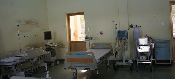 Phòng chống dịch bệnh do virus Corona: Bệnh viện dã chiến qui mô 300 giường chính thức nhập cuộc - Ảnh 5.