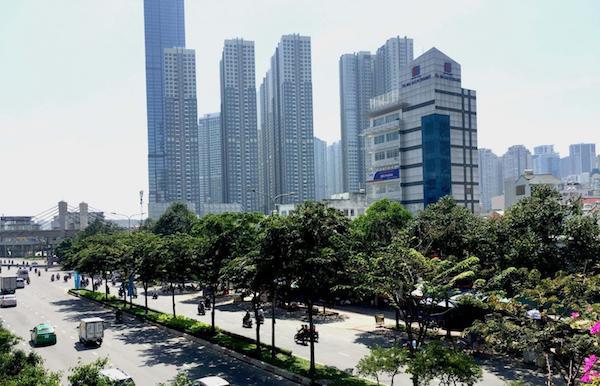 Doanh nghiệp bất động sản TP HCM đối mặt nỗi lo mới - Ảnh 1.