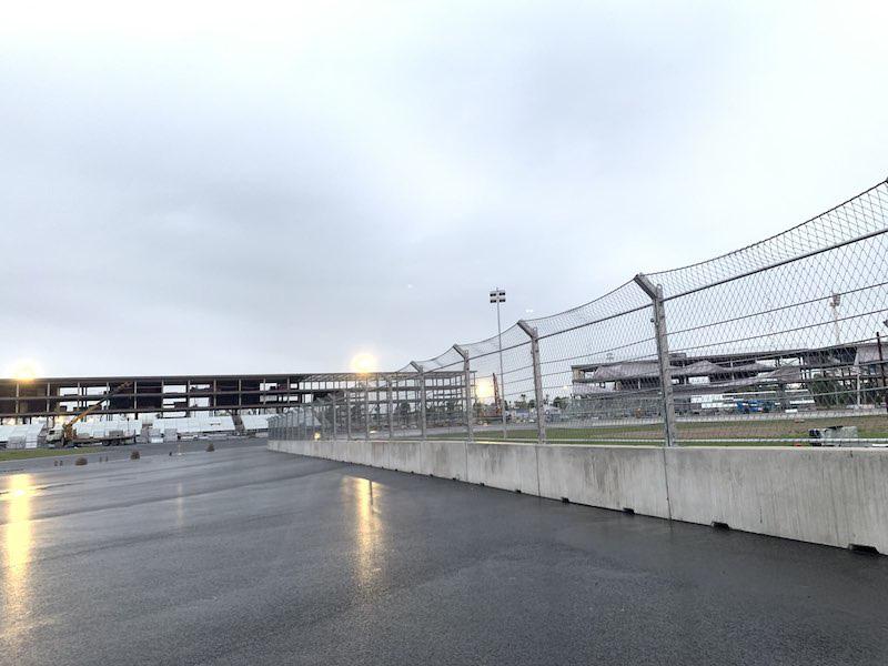 Chiêm ngưỡng không gian của trường đua Hà Nội, mọi thứ đã sẵn sàng cho giải F1 hấp dẫn nhất thế giới - Ảnh 6.