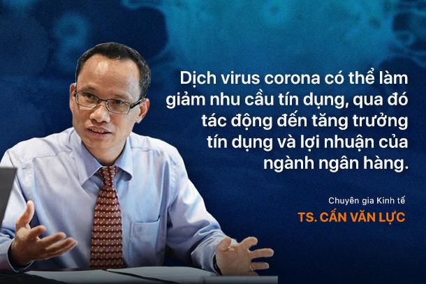 Dịch virus corona và những tác động tới ngành ngân hàng Việt Nam - Ảnh 1.