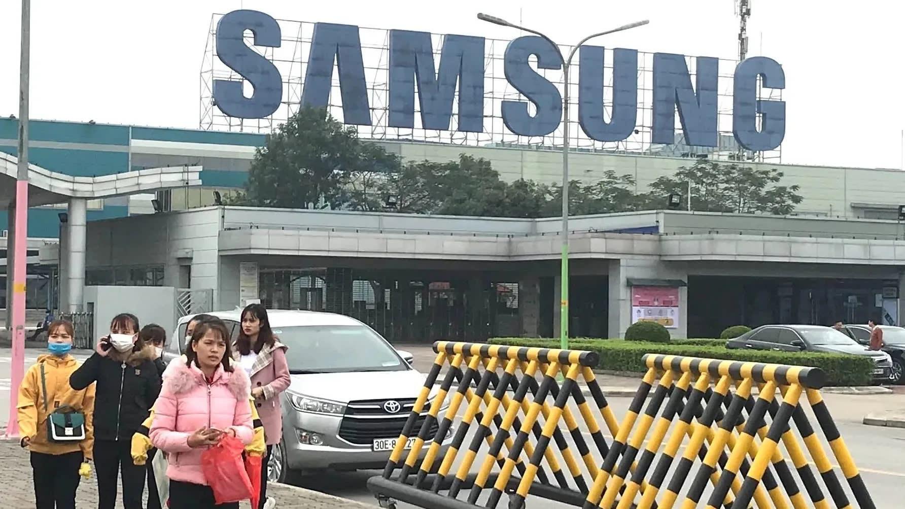 Nikkei: Việt Nam hết lòng hỗ trợ ba nhà máy Samsung trong dịch virus corona (covid-19) - Ảnh 1.