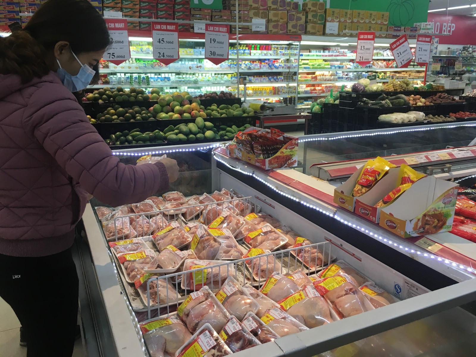 Giá thịt heo hôm nay 12/2: Thịt heo Vissan bất ngờ tăng giá - Ảnh 3.