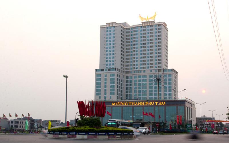 Tổ hợp Mường Thanh Phú Thọ bán sai phép 100 căn hộ cao cấp - Ảnh 1.
