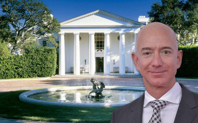 Ông chủ Amazon vung 165 triệu USD để sở hữu căn biệt thự đắt nhất California - Ảnh 1.
