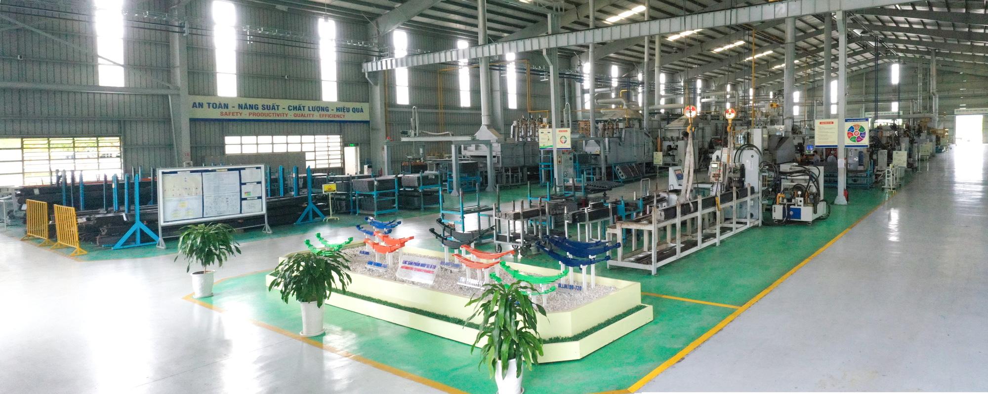 THACO liên kết với tập đoàn Daewon đẩy mạnh xuất khẩu nhíp ô tô - Ảnh 1.