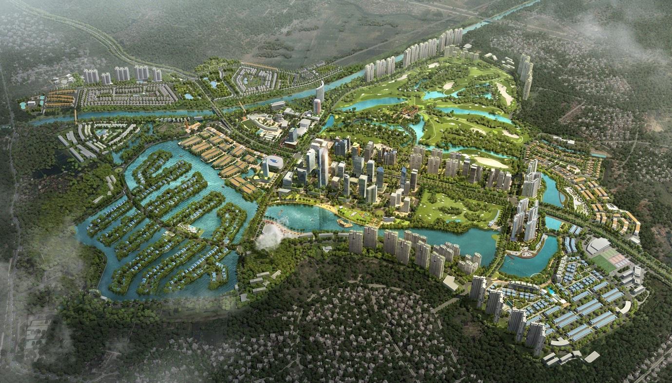 """Ecopark bắt tay 11 sàn, chuẩn bị cho kế hoạch """"bung hàng"""" - Ảnh 1."""