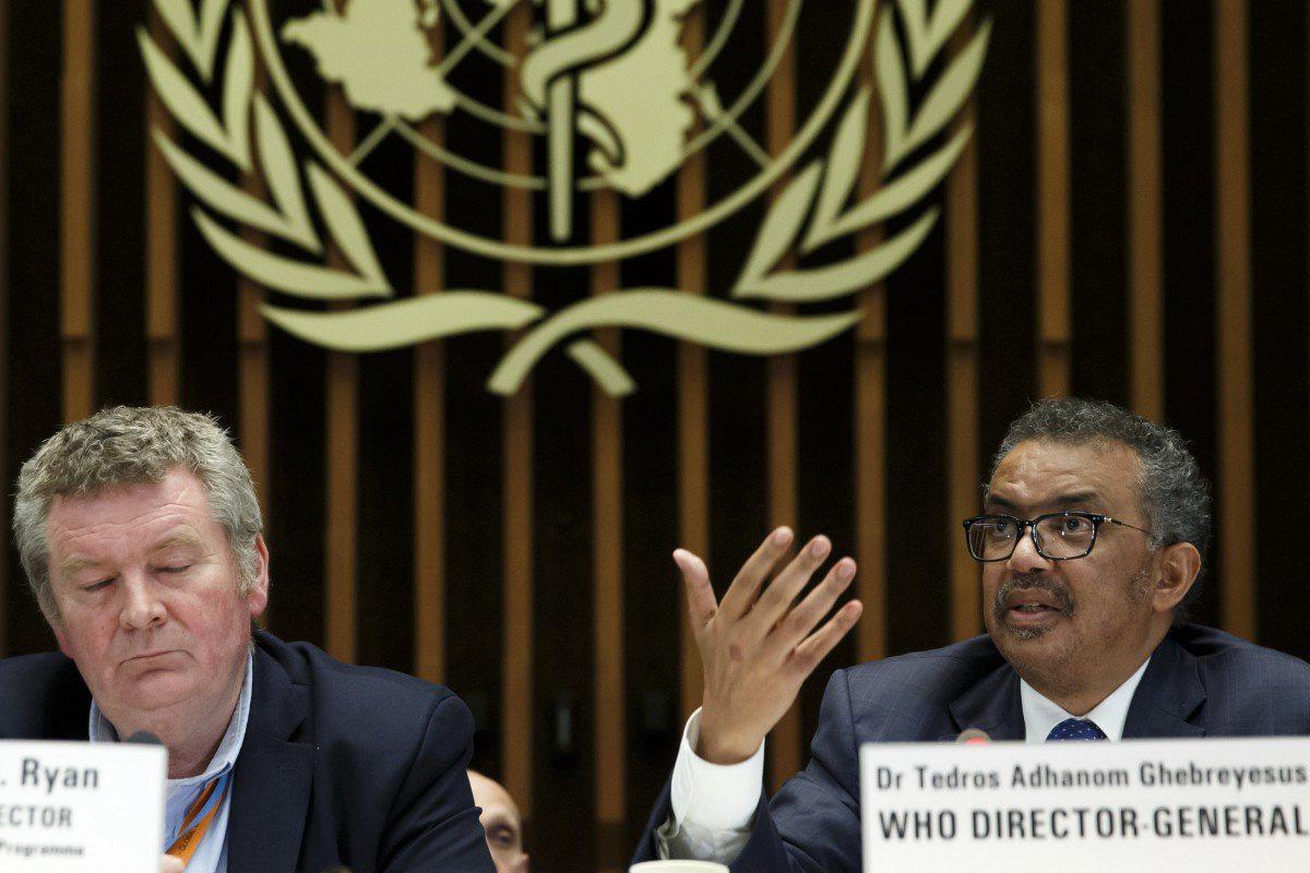 WHO: Không thiên vị khi khen Trung Quốc chống virus corona - Ảnh 1.