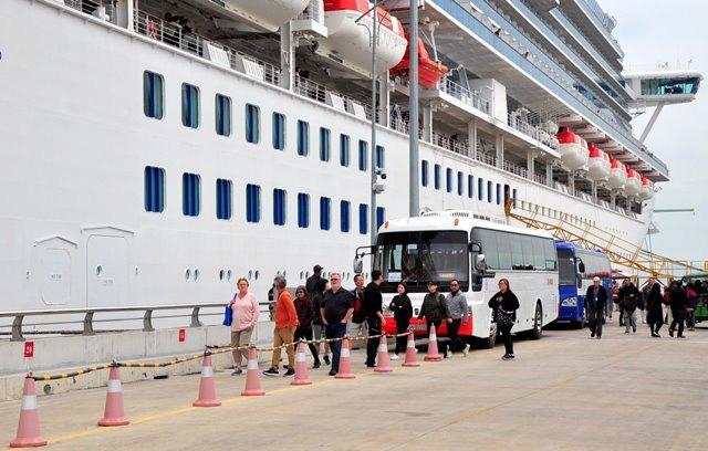 Quảng Ninh: Hơn 20 người tiếp xúc với du khách tàu Diamond Princess đều âm tính với Covid-19 - Ảnh 1.