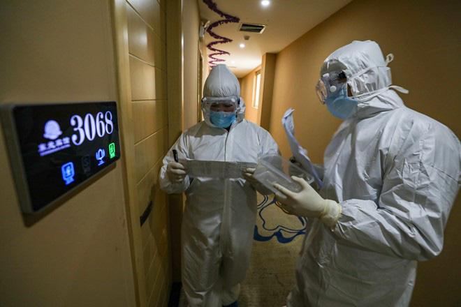Trung Quốc: Tỉ lệ bệnh nhân viêm phổi cấp Covid-19 hồi phục ngày càng tăng - Ảnh 1.