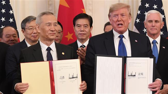 Hôm nay (14/2), Mỹ và Trung Quốc tiến hành hạ thuế quan như đã cam kết trong thỏa thuận giai đoạn một - Ảnh 1.