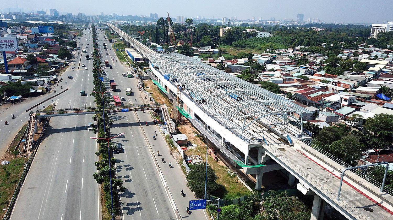TP HCM: Đồng loạt triển khai các gói thầu giao thông lớn - Ảnh 1.