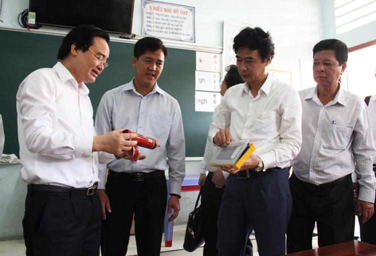 Bộ Giáo dục và Đào tạo sẽ lùi thời điểm kết thúc năm học - Ảnh 1.